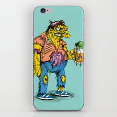 Don't cry for me, I'm already dead iPhone & iPod Skin