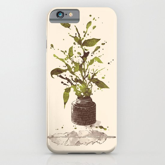 A Writer's Ink iPhone & iPod Case