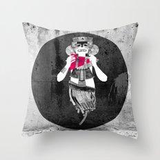 Inca sprit Throw Pillow