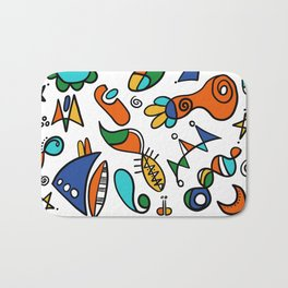 Amusons nous Bath Mat