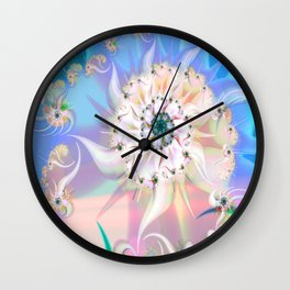 Maypole Wall Clock