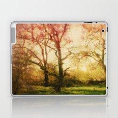 The trees whispered to me Laptop & iPad Skin