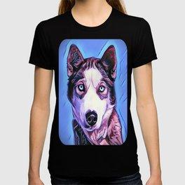 The Siberian Malamute T-shirt