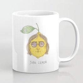 John Lemon Coffee Mug