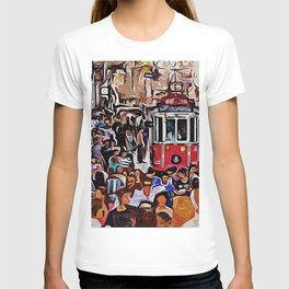 A Day in Istanbul T-shirt
