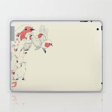 Non Wind-Up Robin Laptop & iPad Skin
