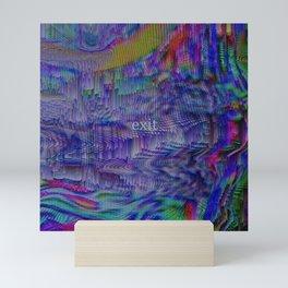 exit Mini Art Print