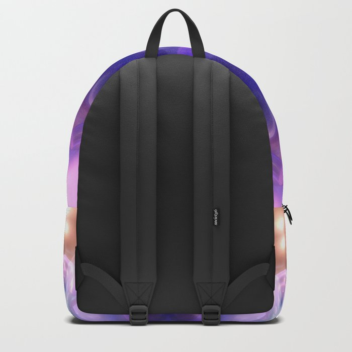 Astronaut of glass and light Backpack