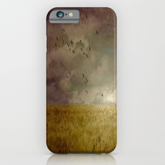 When we walked in fields of gold iPhone & iPod Case