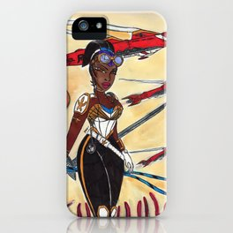 The Liberator and the Airships iPhone Case