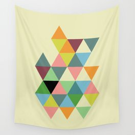 Abstract #585 Wall Tapestry