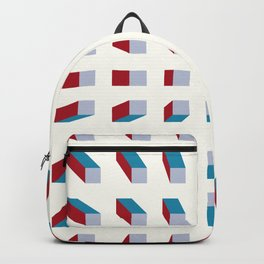 Depth perception - zoom out Backpack