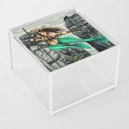 Pole Stars - CAPRICORN Acrylic Box