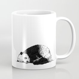 Sleepy Panda Coffee Mug