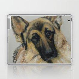 German shepard Laptop & iPad Skin