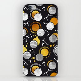 Great Total Solar Eclipse iPhone Skin