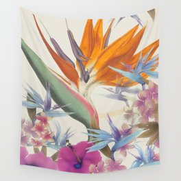 Fields of Paradise Wall Tapestry