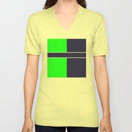 Team Colors...... 6 Lime green /navy Unisex V-Neck