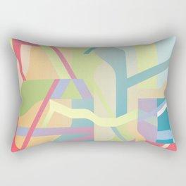 On the edge Rectangular Pillow