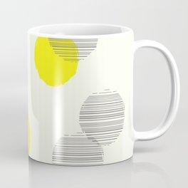 Overcast Polka Dots Coffee Mug