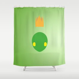 Tonberry King Shower Curtain