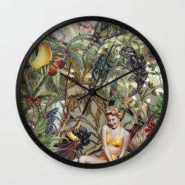 BOMBUS TERRESTRIS Wall Clock