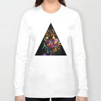 majoras mask Long Sleeve T-shirts featuring Majoras Mask by Max Grecke