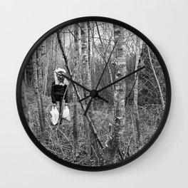 Les complications de la chair 2 Wall Clock