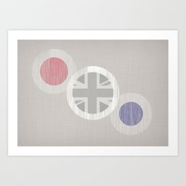 HOPE & GLORY Art Print