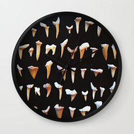 teeth Wall Clock