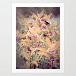 LomoFlies Art Print