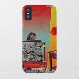 28 Feet Under iPhone Case