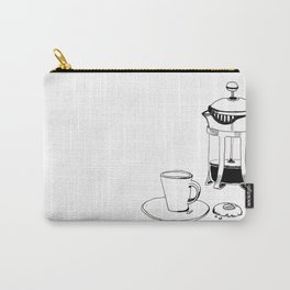Coffee Break Carry-All Pouch