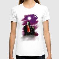 dracula T-shirts featuring Dracula by JT Digital Art