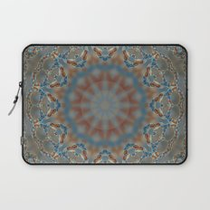 Newer Beginnings Mandala 24 Laptop Sleeve