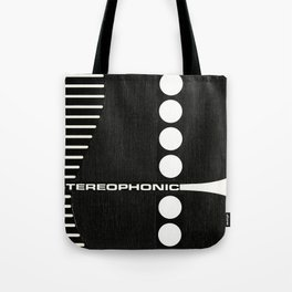 STEREOPHONIC Tote Bag