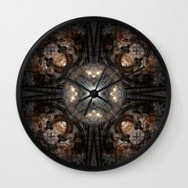 Radiance: il Duomo di Milano Wall Clock