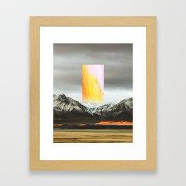 D/26 Framed Art Print