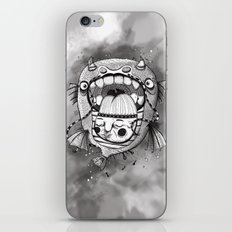 Look at me iPhone & iPod Skin