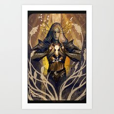 A New Dawn Art Print
