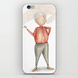 Amstermannetje #2 iPhone Skin