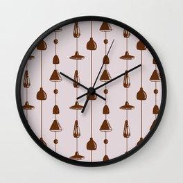Pendant Lights  Wall Clock