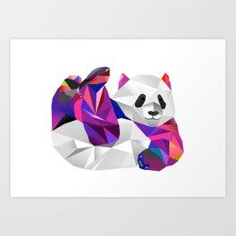Pauline Panda  Art Print