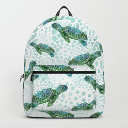 Sea Turtle Squad Backpack