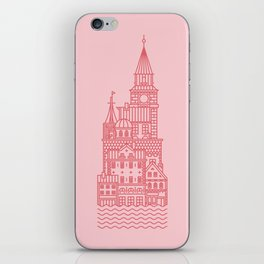 Copenhagen (Cities series) iPhone Skin