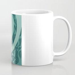 Alice in Wonder-zen (illustration 1) Coffee Mug