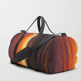 When the sky turns Duffle Bag
