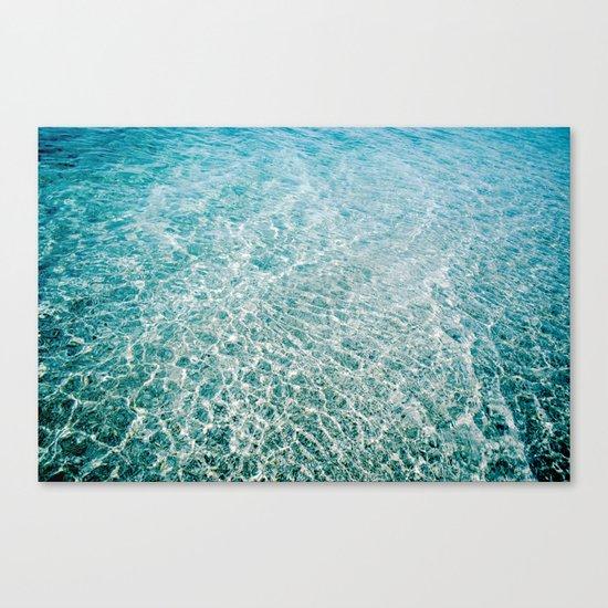 Calm Sound Canvas Print