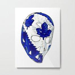 Palmateer - Mask 2 Metal Print