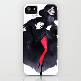 Villainess iPhone Case